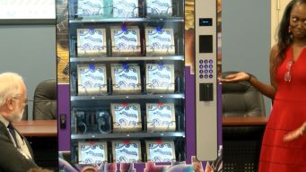 Needle Vending Machines Roll Out in Las Vegas