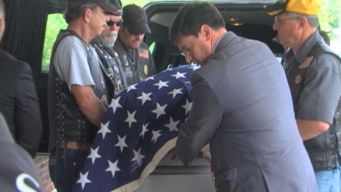 Pearl Harbor Sailor Comes Home