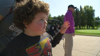 Boy Uses Gift to Fund Inclusive Playground