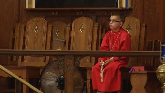 Make-A-Wish Sends Boy to Vatican