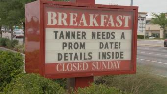 We Hope Tanner Approved of This