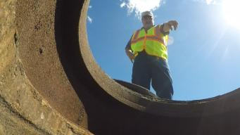 Wedding Ring Retrieved From Sewer One Year Later