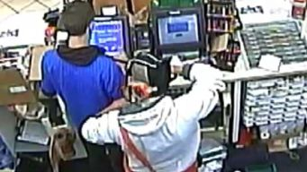 Bizarre Robbery Plays Out on Facebook
