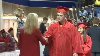Graduate Beats the Odds