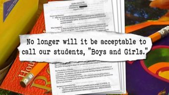 School Leader Says Not to Refer to Students as Boys & Girls