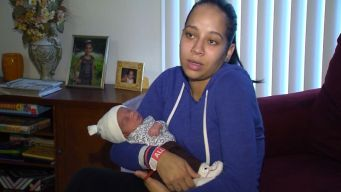 Labor Pains, Baby Delivery Surprise Woman