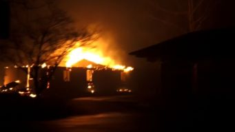 82-Year-Old Couple Walks Away From Fire