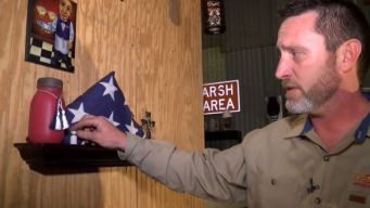Forgotten Veteran Honored