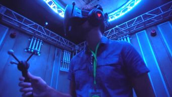 Universal Studios Offers Virtual Reality Scares