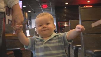 Waitress Saves Toddler's Life