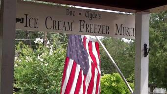 Museum Preserves Memories of Homemade Ice Cream