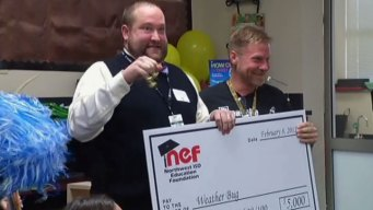 NWISD Teachers Receive $182K for Innovative Projects