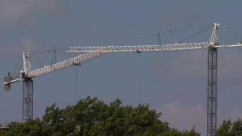 DFW Still Tops Nation in Tower Cranes