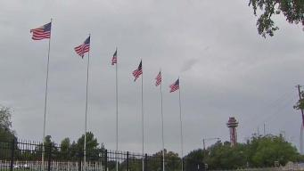 Six Flags Replaces Confederate Flags With American Flags