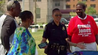 New DPD Chief Meets With Community Before Leaving Detroit