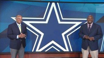 Cowboys All-Pro Guard Zack Martin Returns for Minicamp