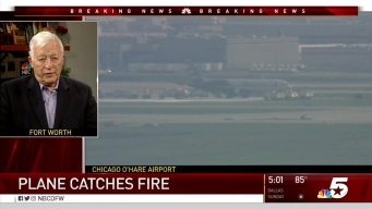 Aviation Expert Discusses AA Flight Fire