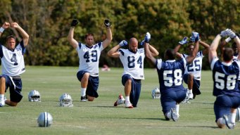 OTAs Start Tuesday At Valley Ranch