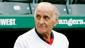 Former Rangers Manager Frank Lucchesi Dies at 92