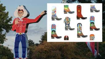 Vote | Top 10 Finalists for Big Tex's Boot Designs Are Here