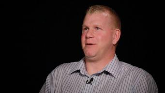 Veteran Explains What PTSD Looks Like to Him