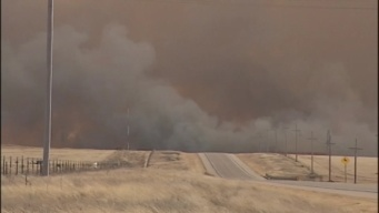 Rain Helps Firefighters Contain Panhandle Wildfire