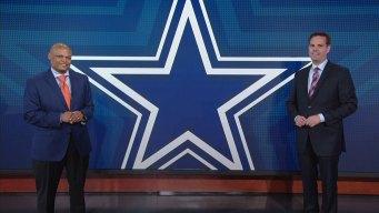 Jean-Jacques Taylor Previews Cowboys Minicamp