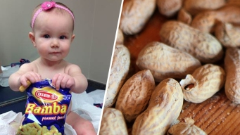 New Research Could Help Toddlers Avoid Peanut Allergies