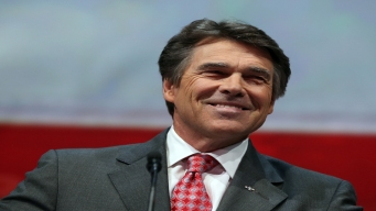 Perry's Target Practice Video the Talk of NRA Meeting
