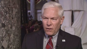 Raw Video: Rep. Pete Sessions on Trump's First 100 Days
