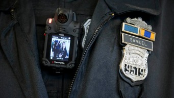 Houston Police, Sheriff Won't Say How They Use Body Cameras