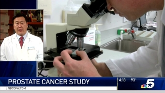 Prostate Cancer Study Reveals New Info on Treatment