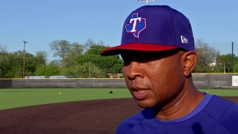 Rangers Baseball Program Bridges Youth With Police