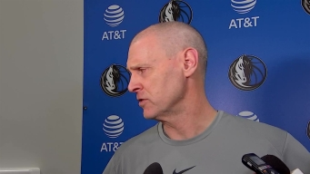 Mavs Coach Speaks About Internal Investigation