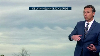 How Do Wave-Like Kelvin-Helmholtz Clouds Form?