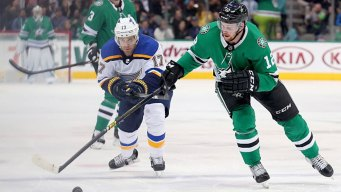 Stars Overcome Bishop's Injury in Win Over Wild