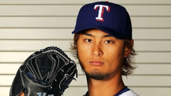 Darvish: Rangers Debut 'No Big Deal'