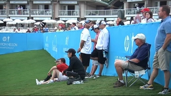 Rangers Players at HP Byron Nelson Championship