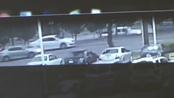Raw Video: Surveillance Video in Deadly Road Rage Shooting