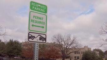 Permit Required to Park Near Fort Worth Stock Show and Rodeo