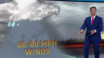 Mitchell: How High Winds Struck Quickly in Dallas County