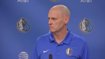 Dirk's 20 Years in Dallas is 'Amazing': Rick Carlisle