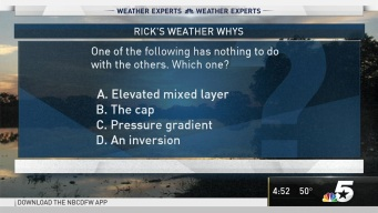 Weather Quiz: Weather Terms