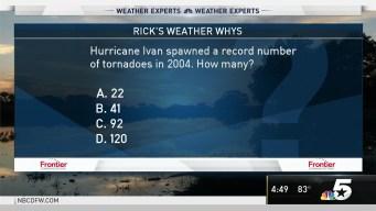 Weather Quiz: Hurricane Ivan