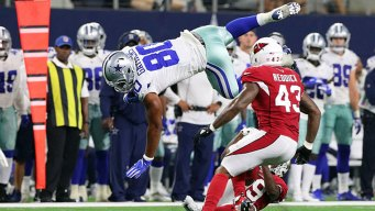 Newy: The Cowboys Finally Cut Tight End Rico Gathers