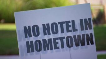 Council to Decide on Controversial Hotel Protested by Parents