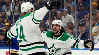 Stars, Blues Find Way With New Coaches, Go Into Game 3 Even