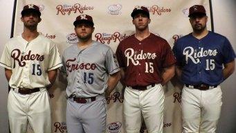 Rangers' Frisco Affiliate Undergoes Makeover