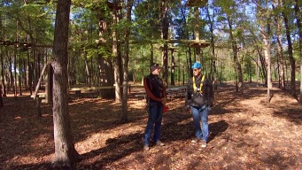 Rugged and Refined: Trinity Forest Adventure Park