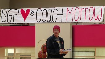 Basketball Coach Fights Cancer, Refuses to be Sidelined